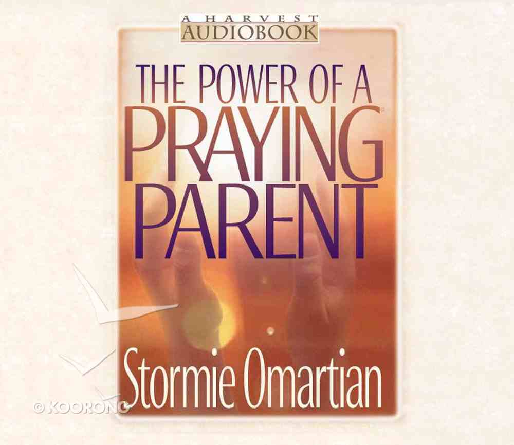 The Power of a Praying Parent CD
