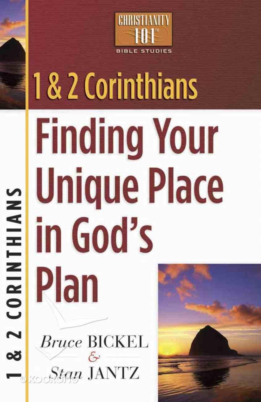 1&2 Corinthians (Christianity 101 Series) Paperback