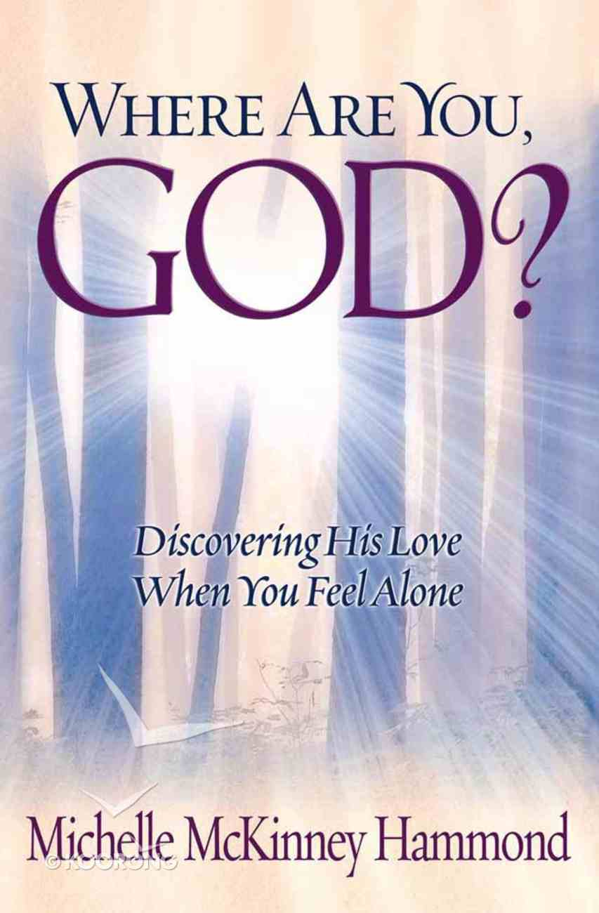 Where Are You, God? Paperback