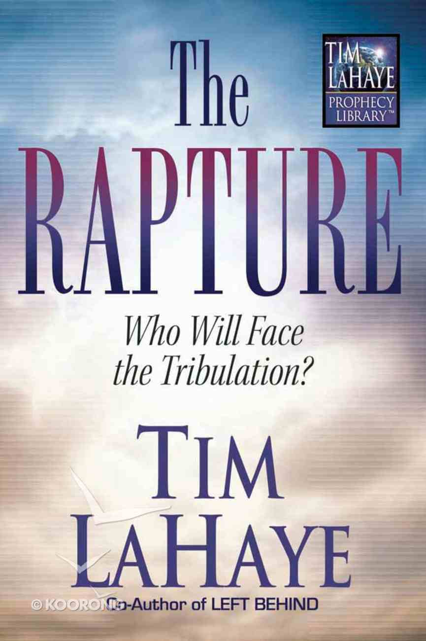 The Rapture Hardback