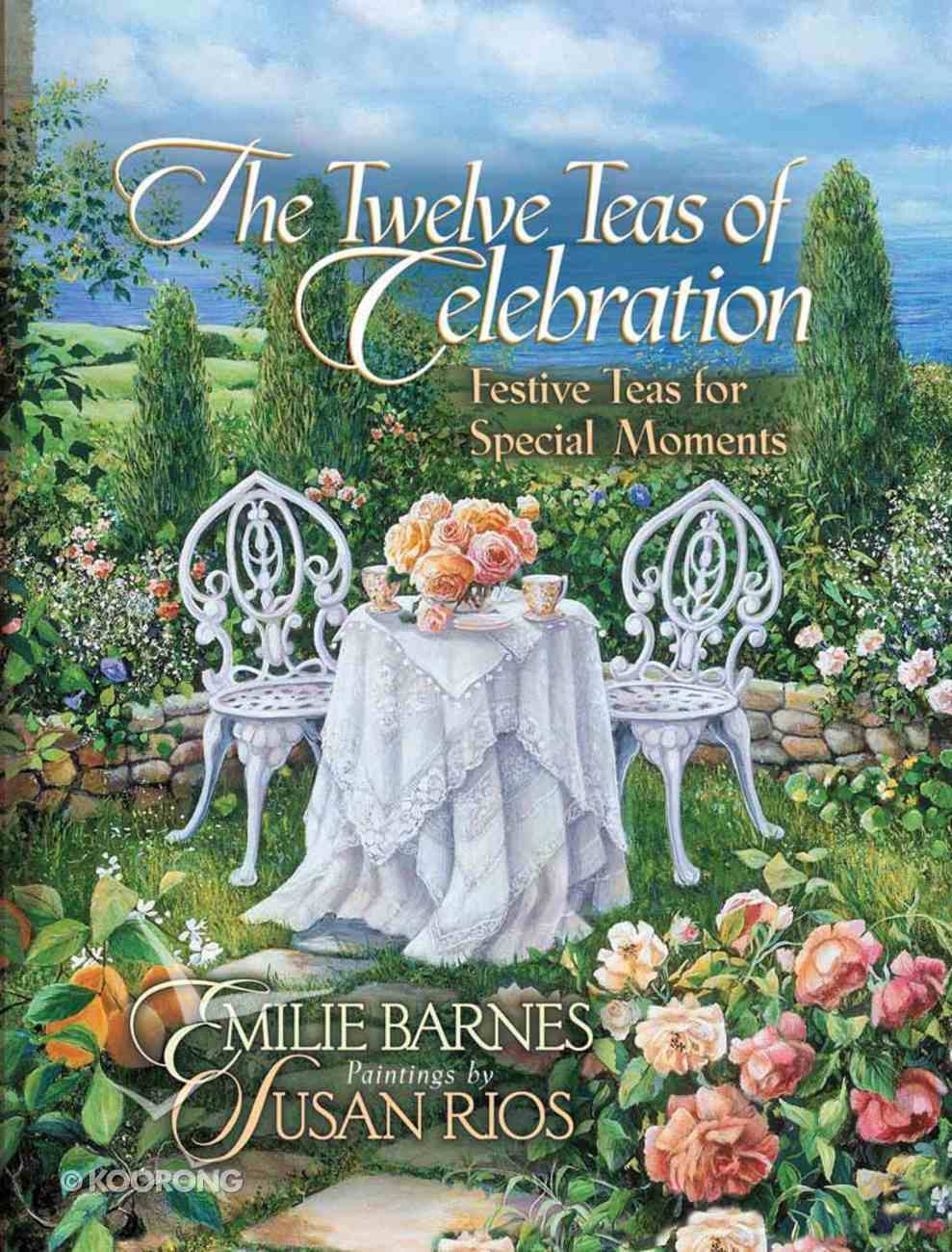 Twelve Teas of Celebration Hardback