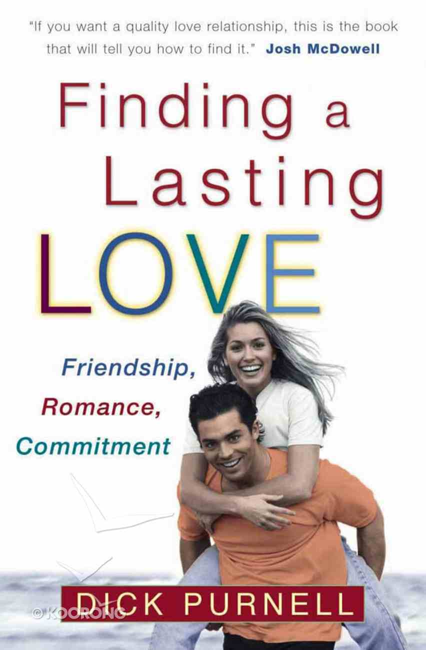 Finding a Lasting Love Paperback
