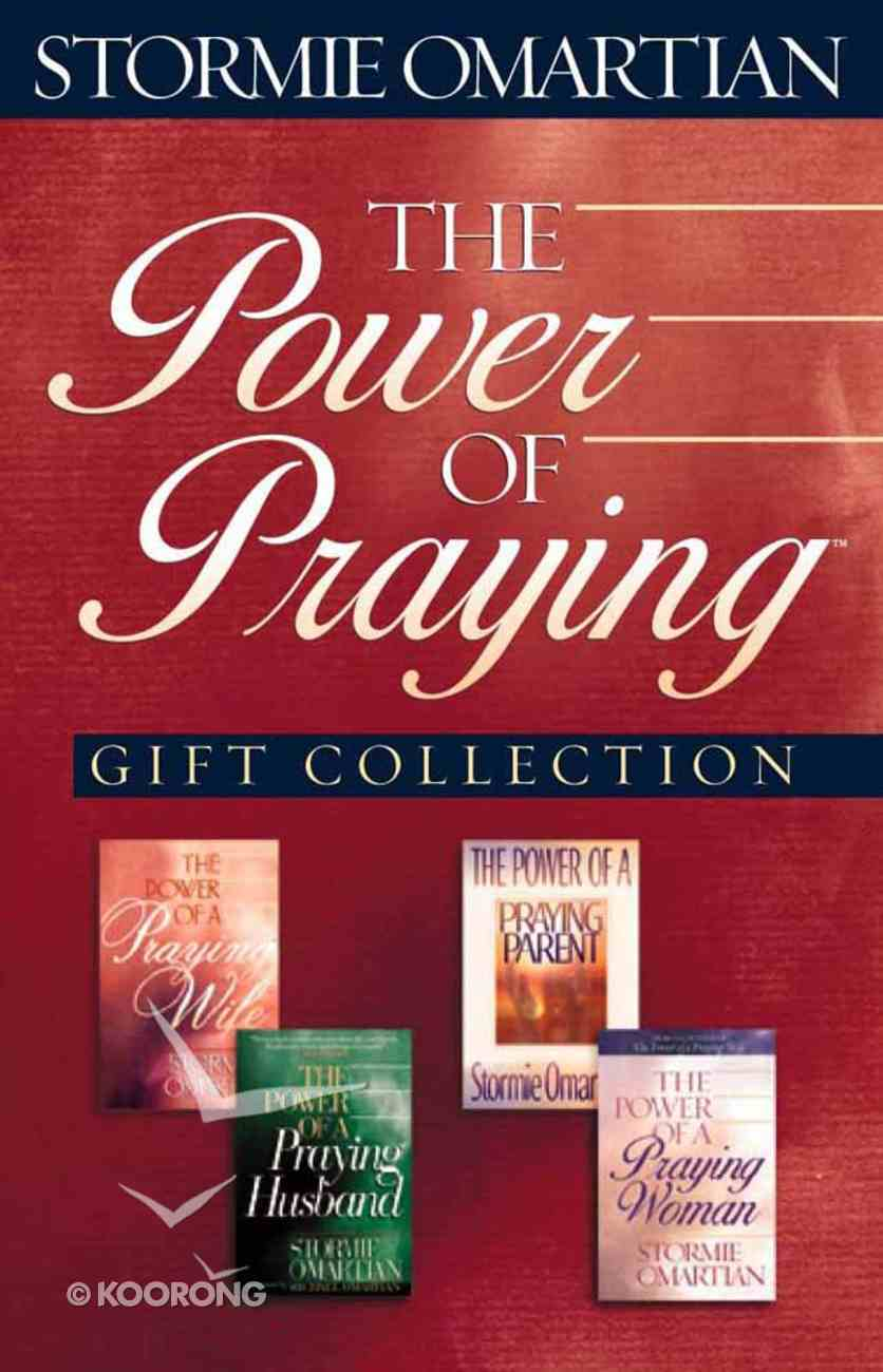 The Power of Praying Gift Collection (4 Pack) Pack