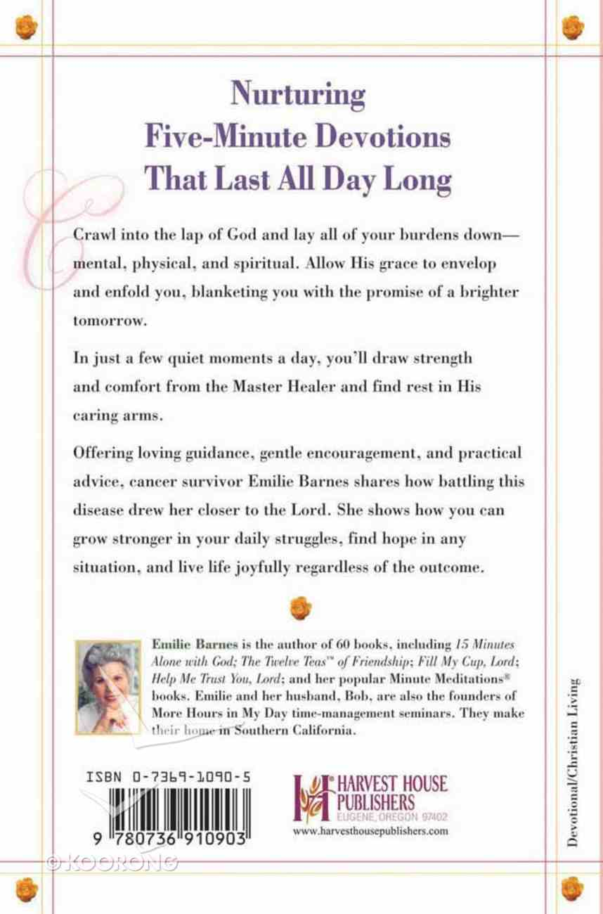 Minute Meditations For Healing & Hope Paperback