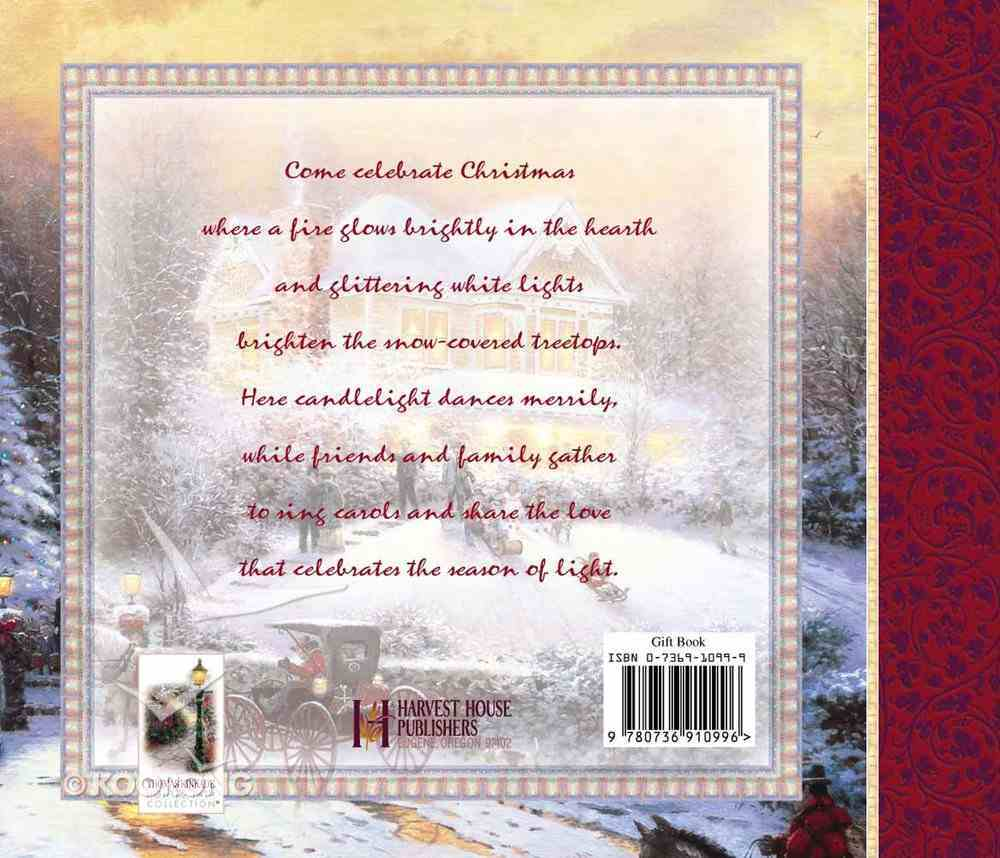 Lighted Path: I'll Be Home For Christmas Hardback