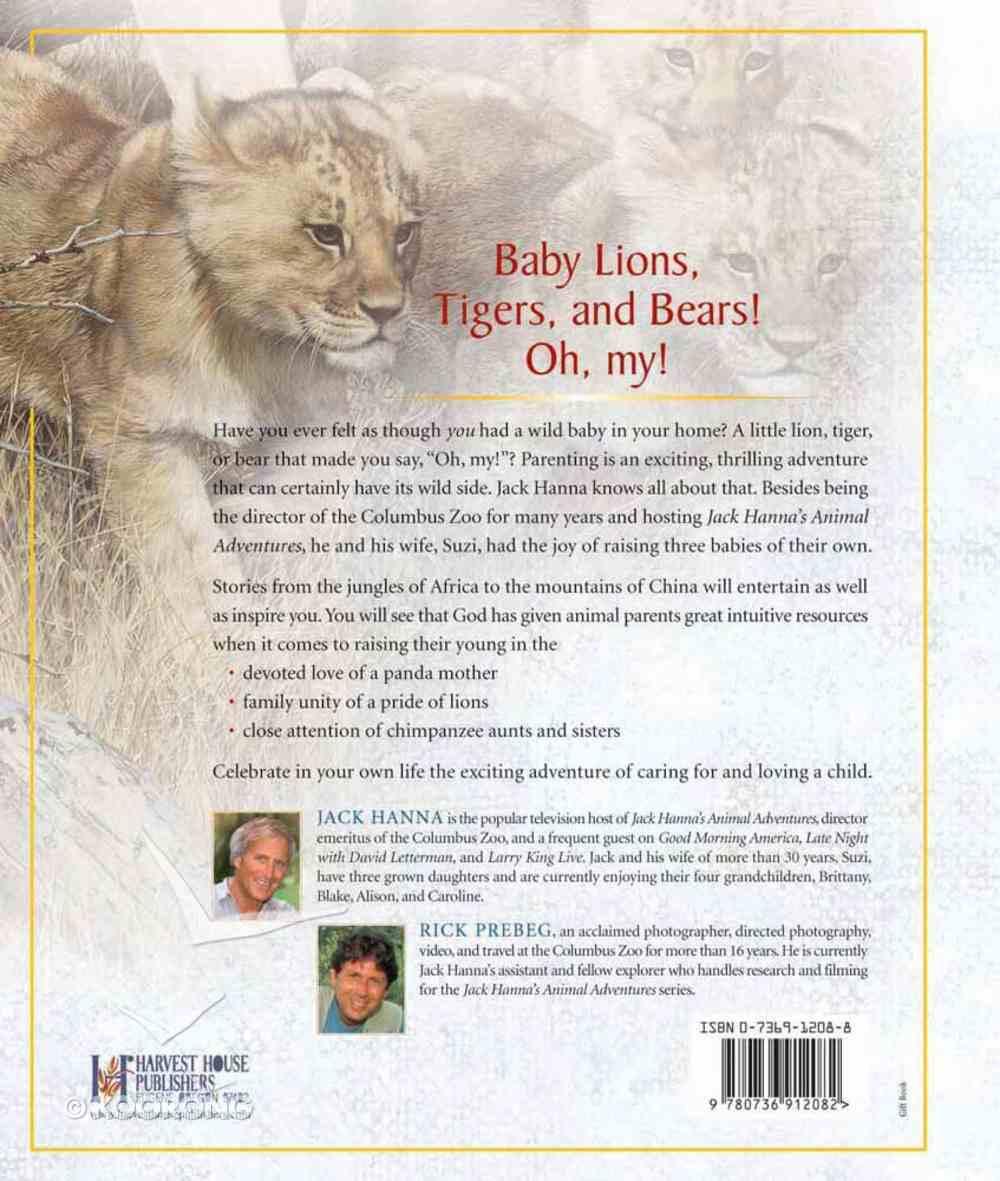 Wild About Babies Hardback