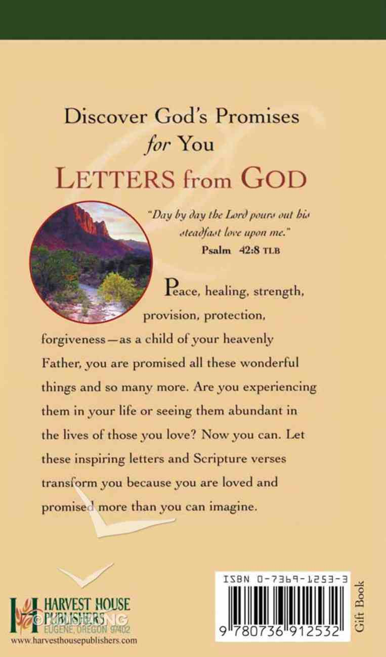 Letters From God Hardback