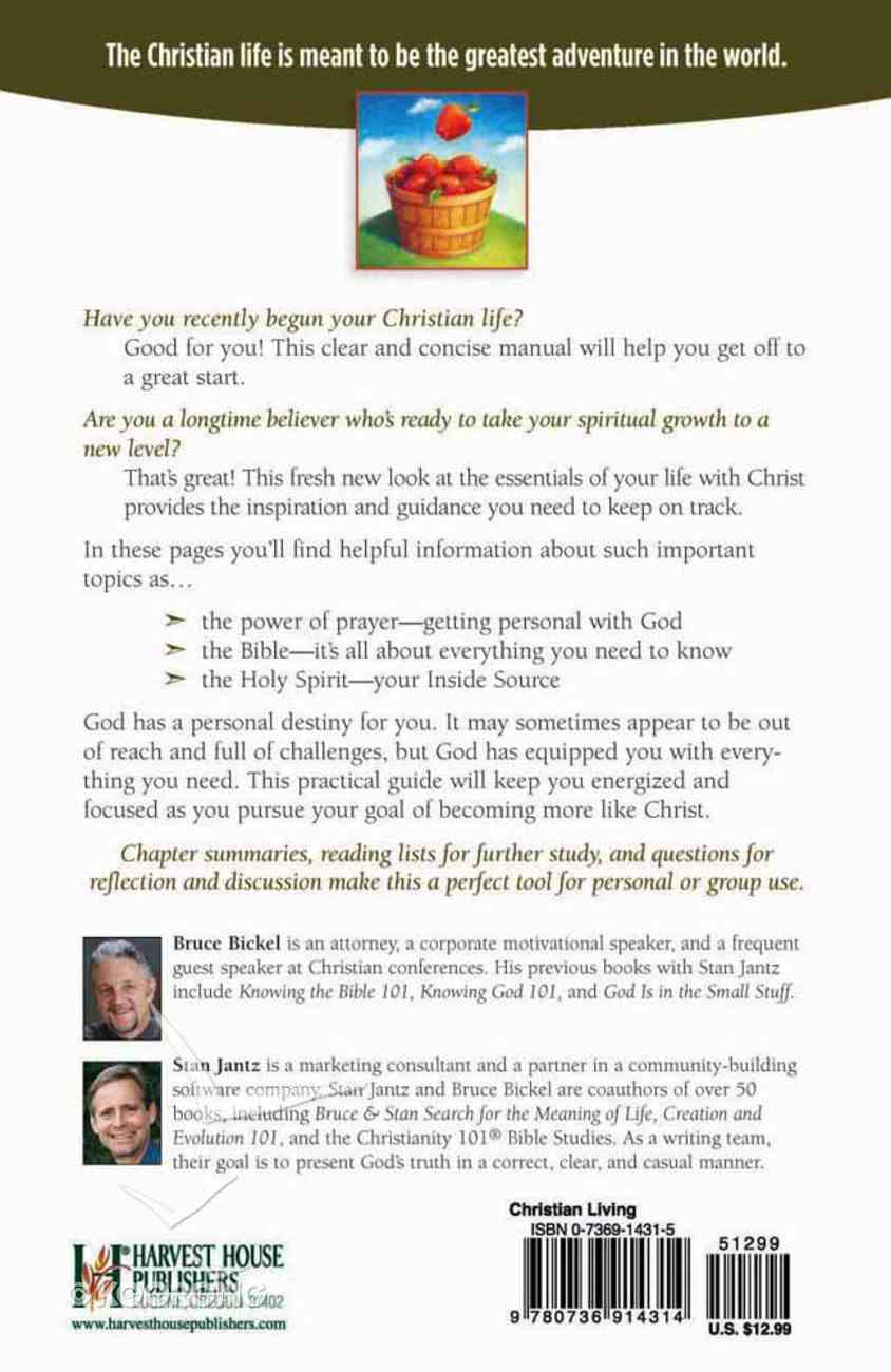 Growing as a Christian 101 (Christianity 101 Series) Paperback