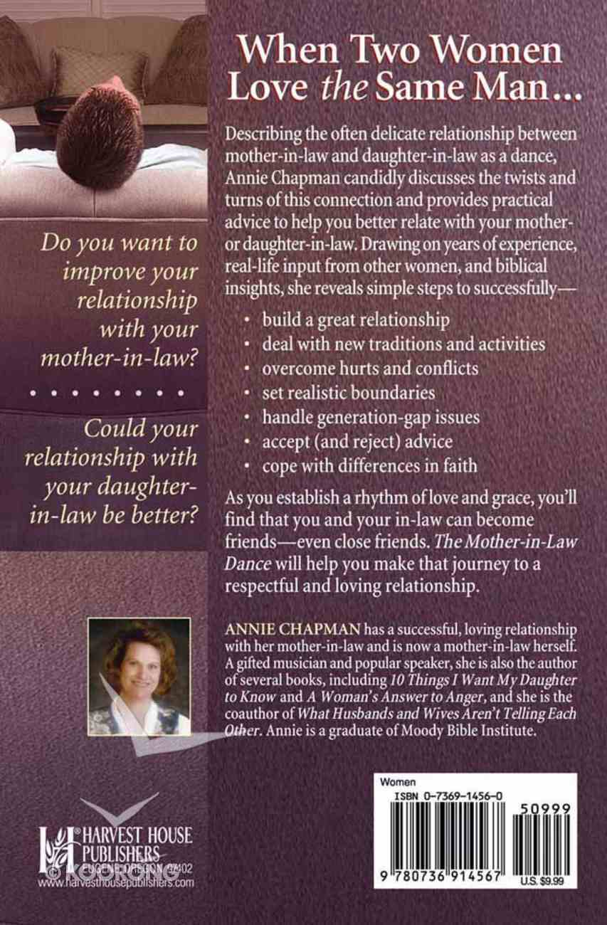 The Mother-In-Law Dance Paperback