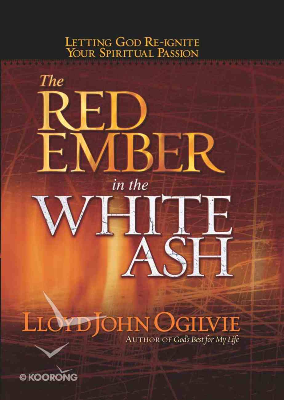 The Red Amber in the White Ash Hardback
