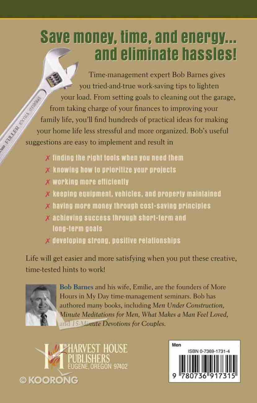 500 Handy Hints For Every Husband Paperback