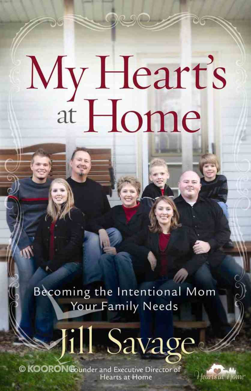 My Heart's At Home Paperback