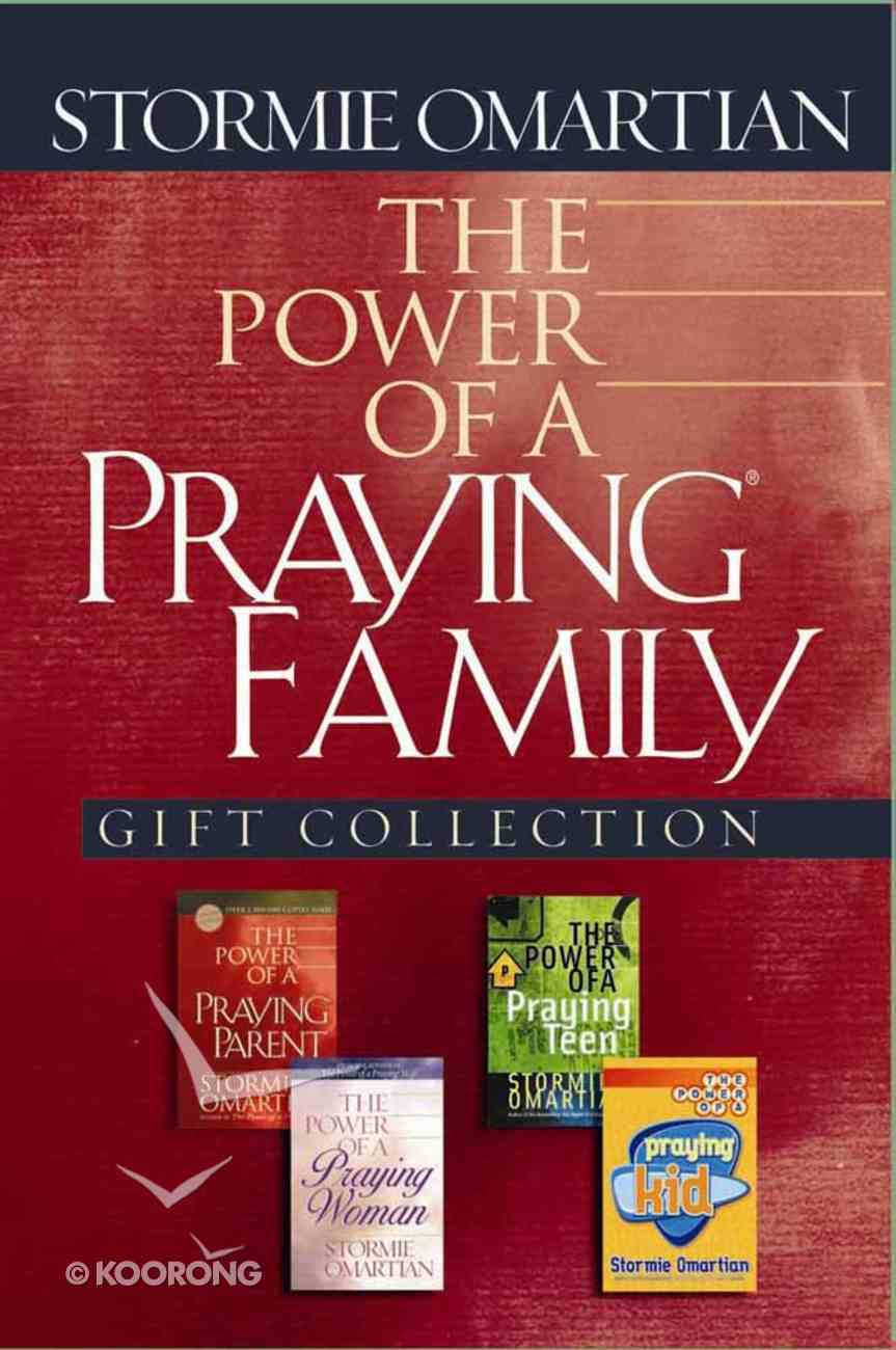 The Power of a Praying Gift Family Collection (4 Books In Slipcase) Paperback