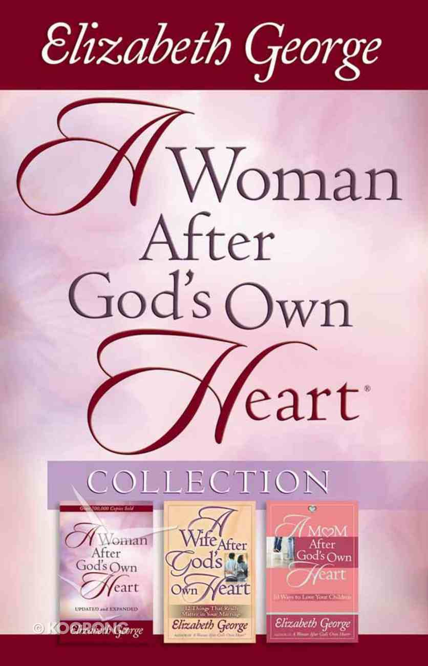A Woman After God's Own Heart Collection (3 Volumes In Slipcase) Paperback