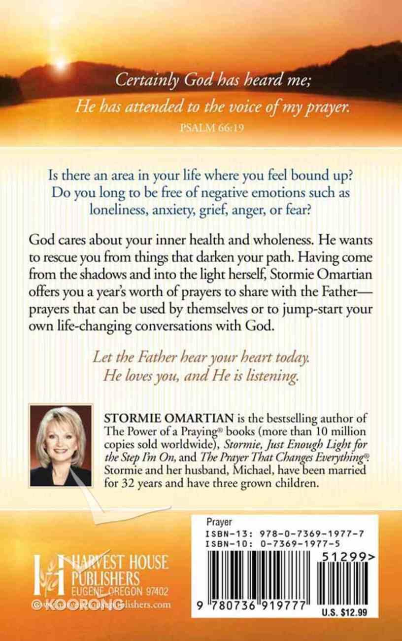 Prayers For Emotional Wholeness Hardback
