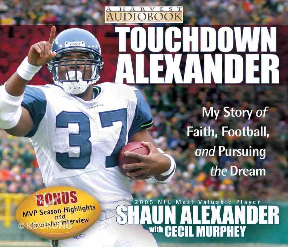 Touchdown Alexander CD
