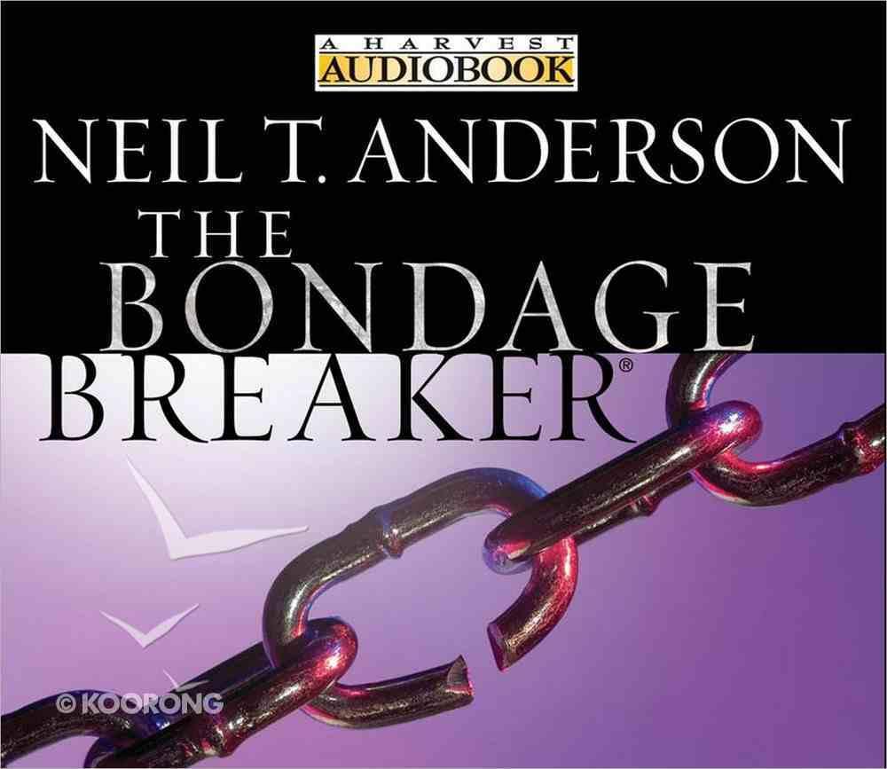 The Bondage Breaker (3 Cds, 180 Mins) CD