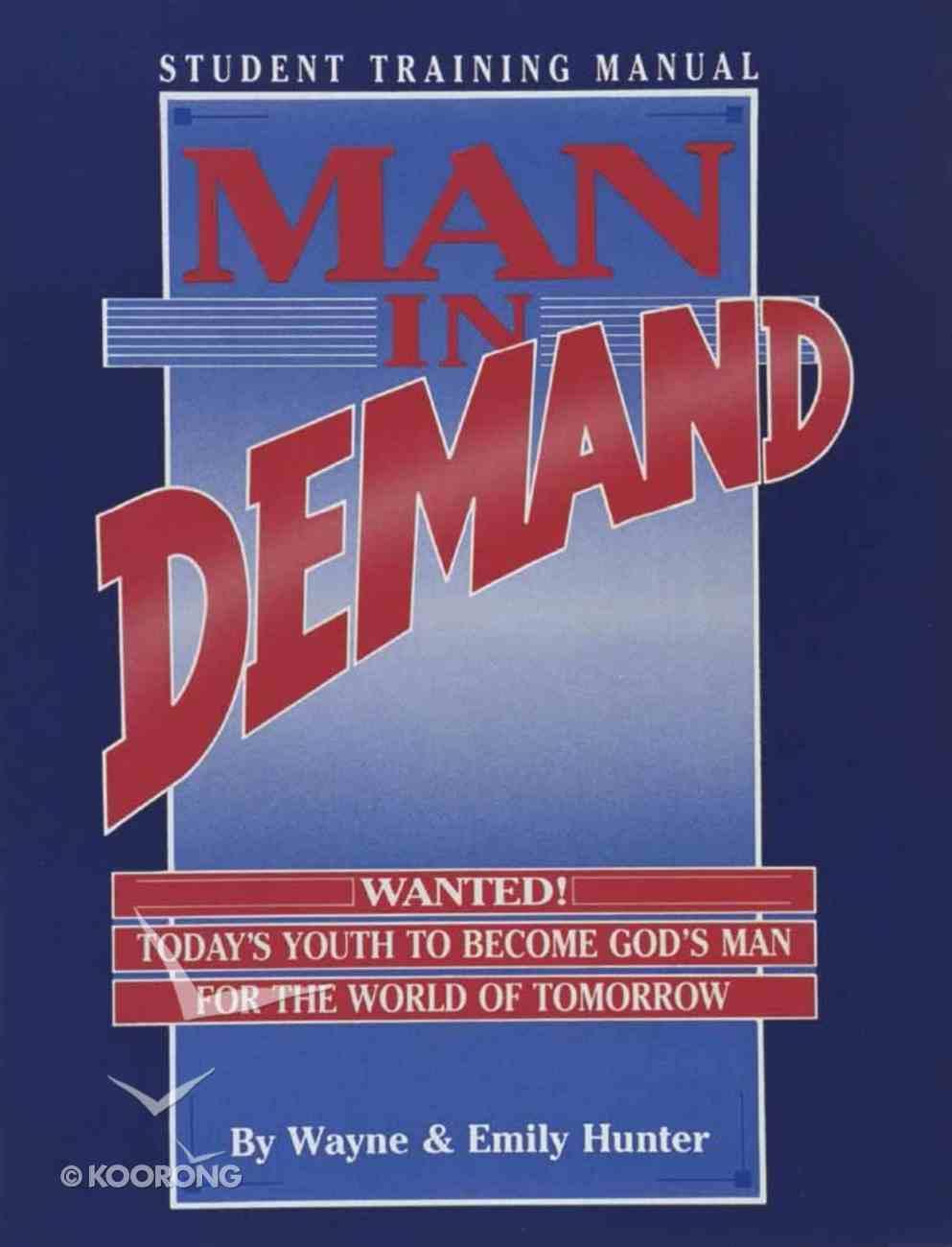 Man in Demand Paperback