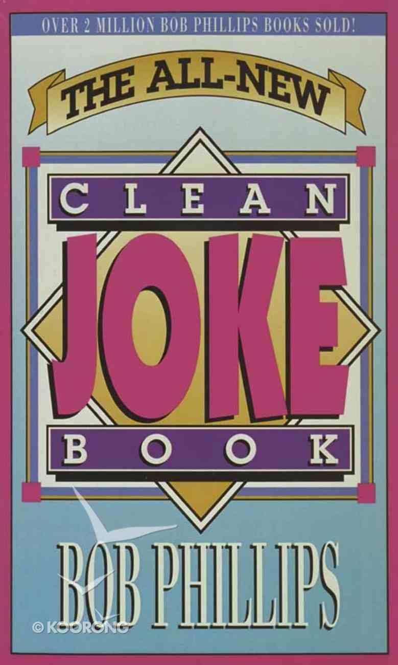 The All New Clean Joke Book Mass Market