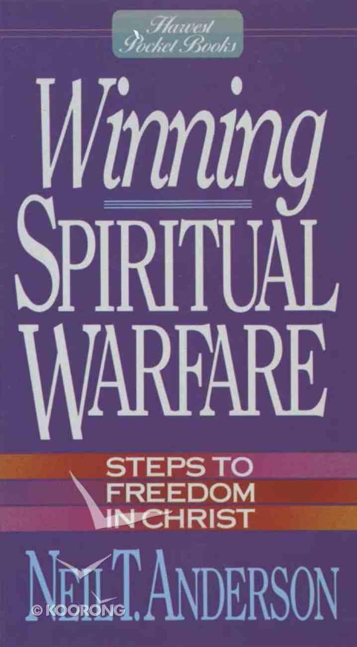 Winning Spiritual Warfare Mass Market