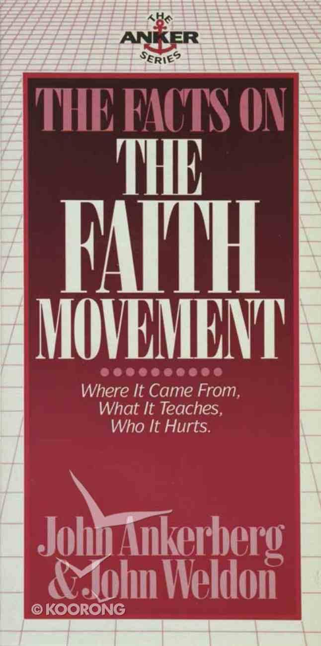 The Facts on Faith Movement Mass Market