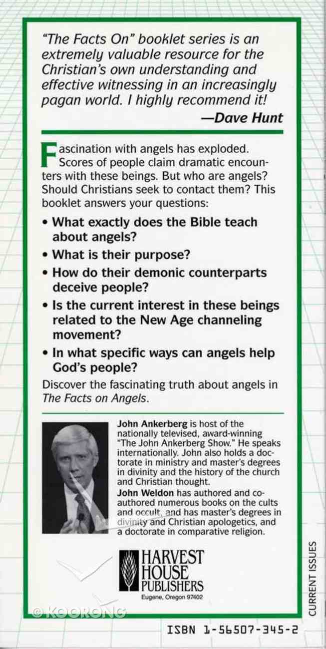 The Facts on Angels Mass Market