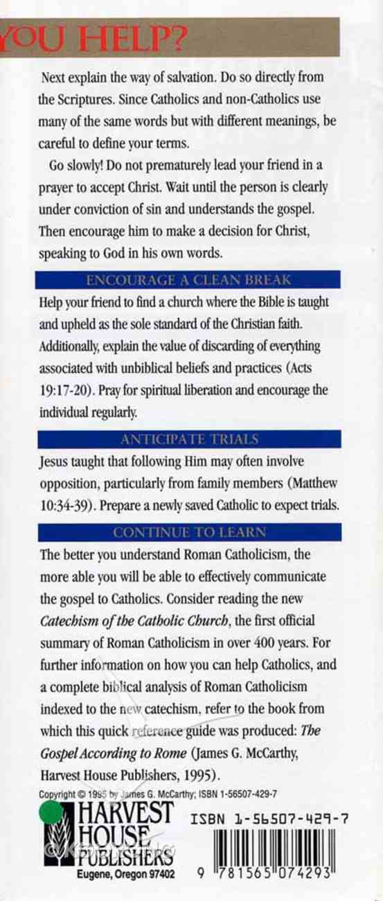 What You Need to Know: Roman Catholicism Paperback