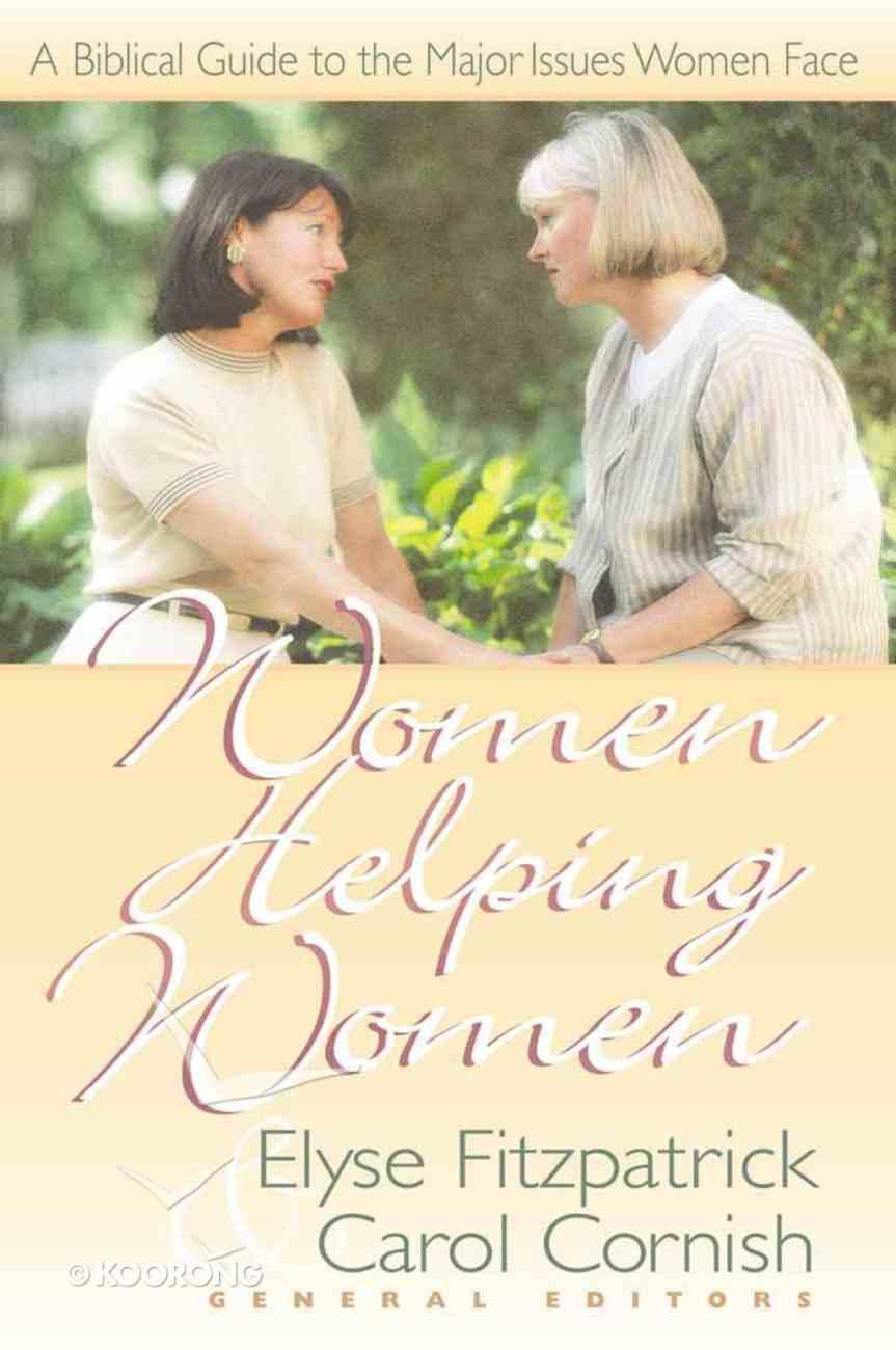 Women Helping Women Paperback