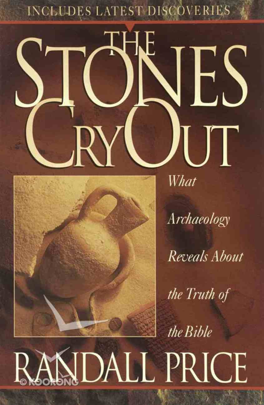 The Stones Cry Out Paperback