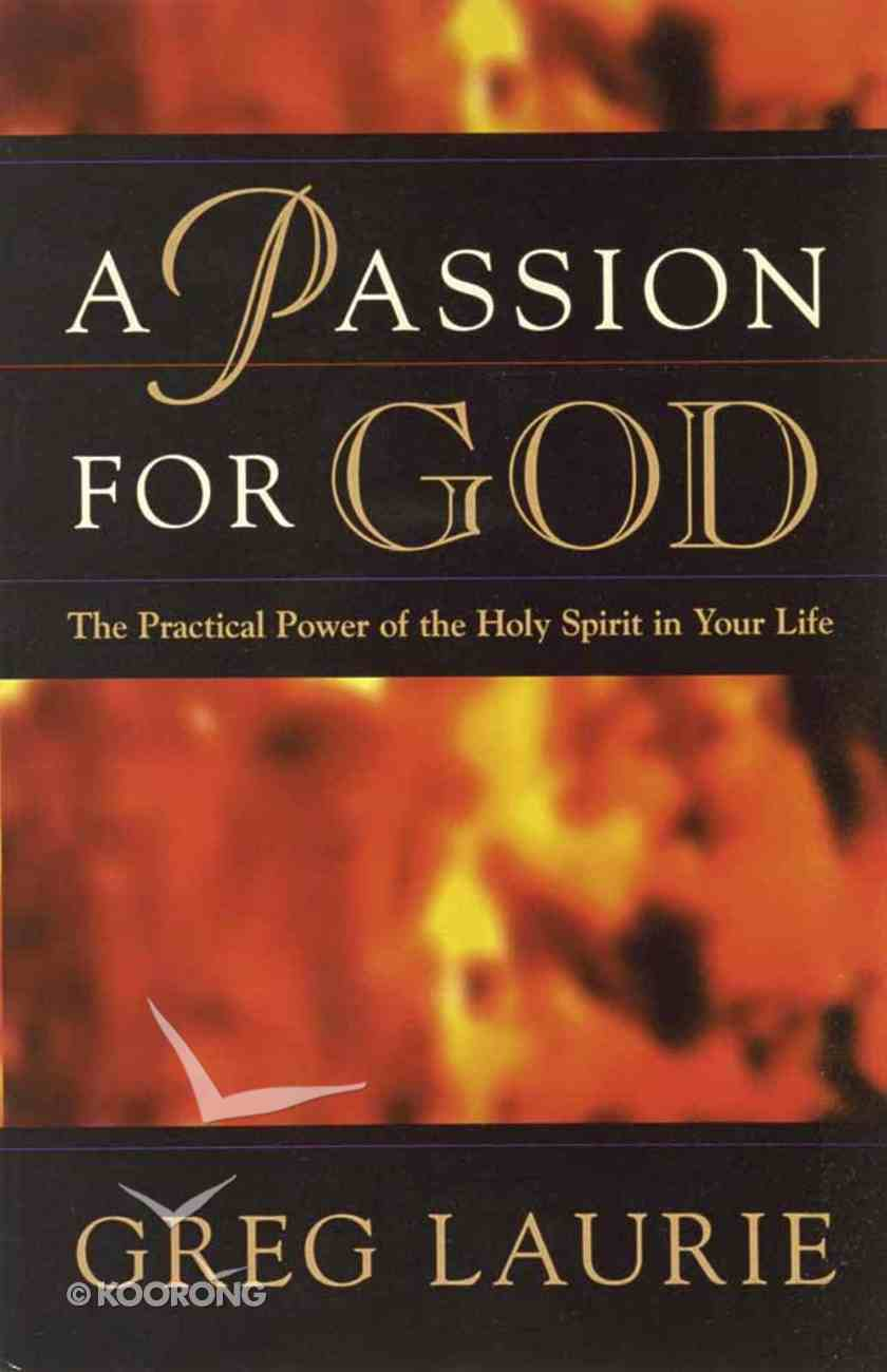 A Passion For God Paperback