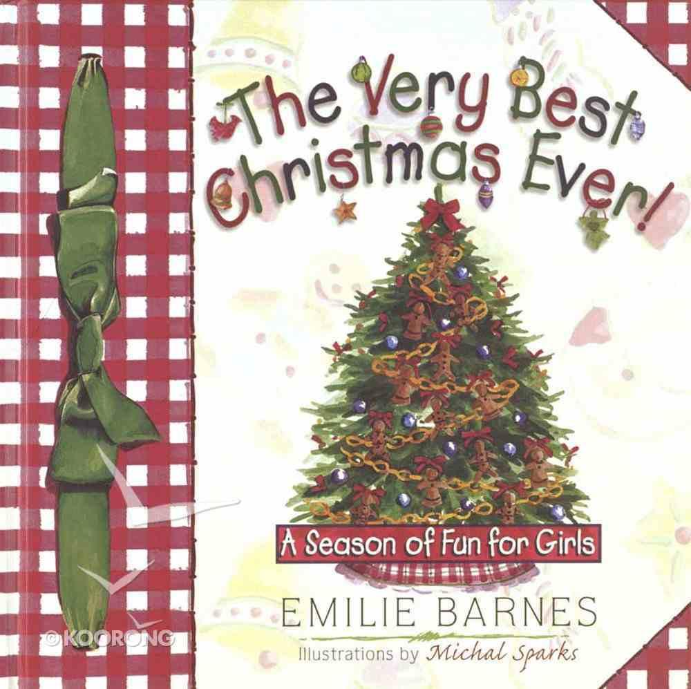 The Very Best Christmas Ever Hardback