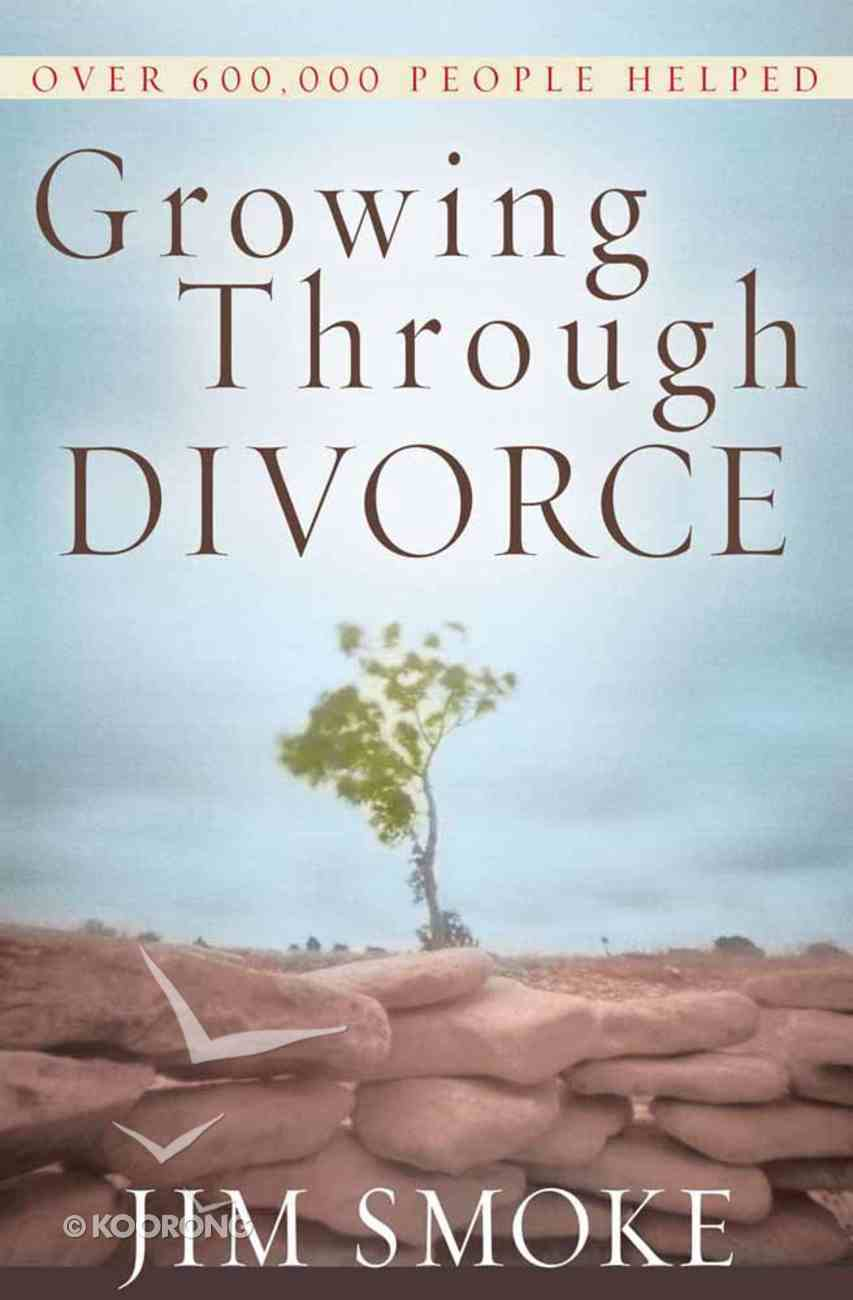 Growing Through Divorce Paperback