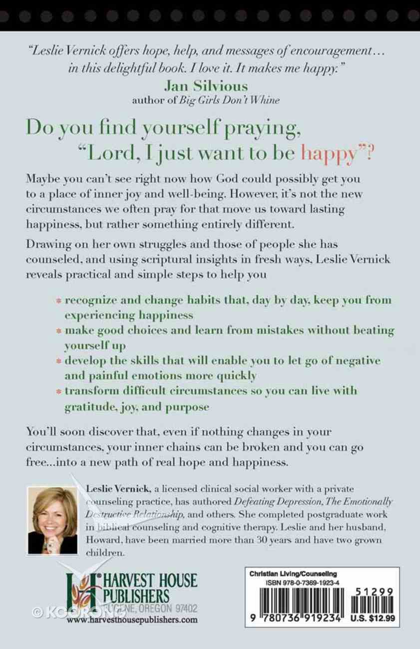 Lord, I Just Want to Be Happy Paperback
