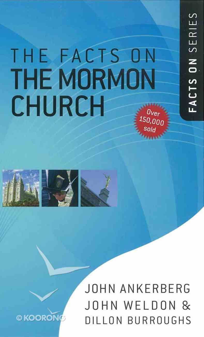 The Facts on the Mormon Church Mass Market
