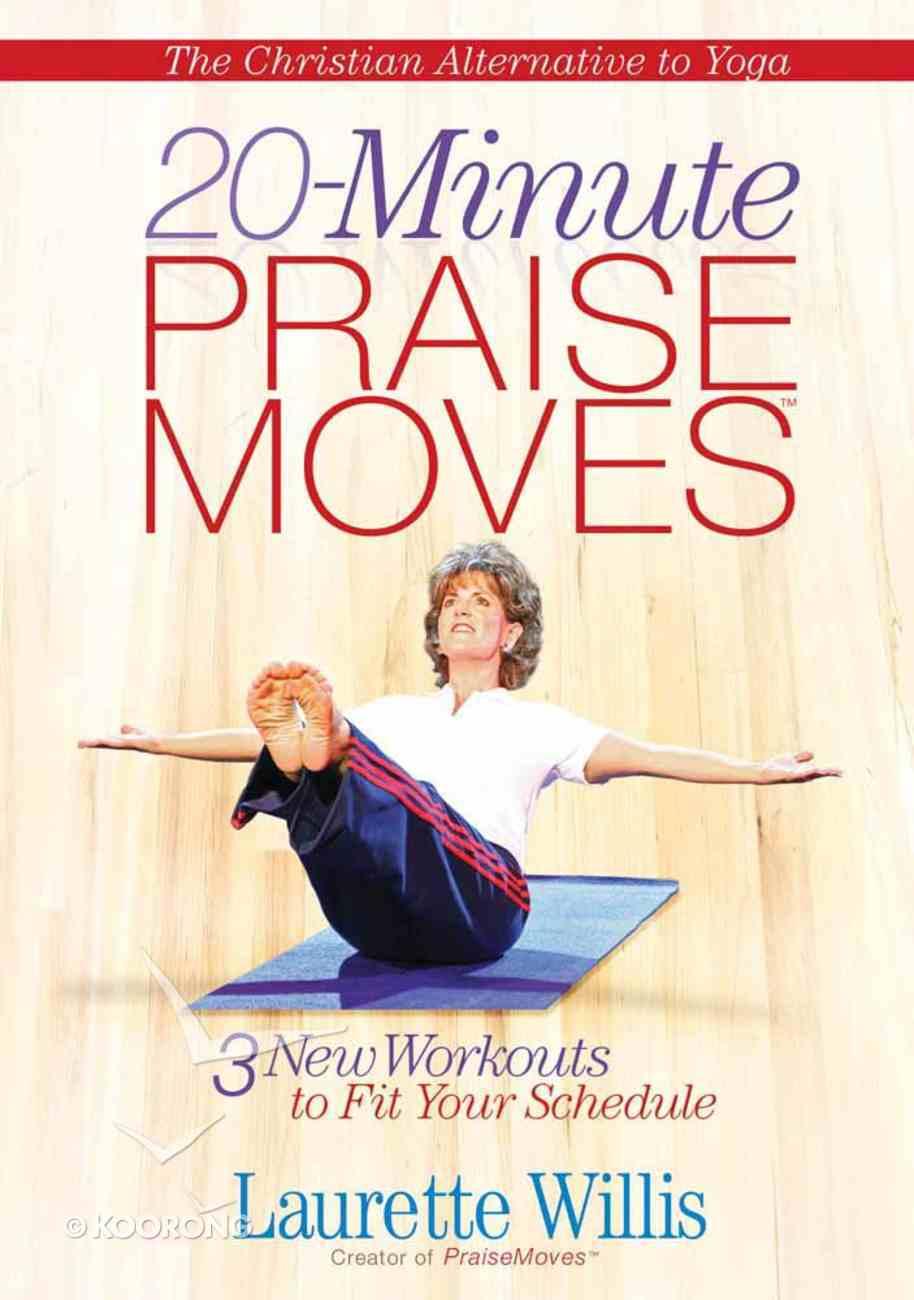 20-Minute Praise Moves DVD