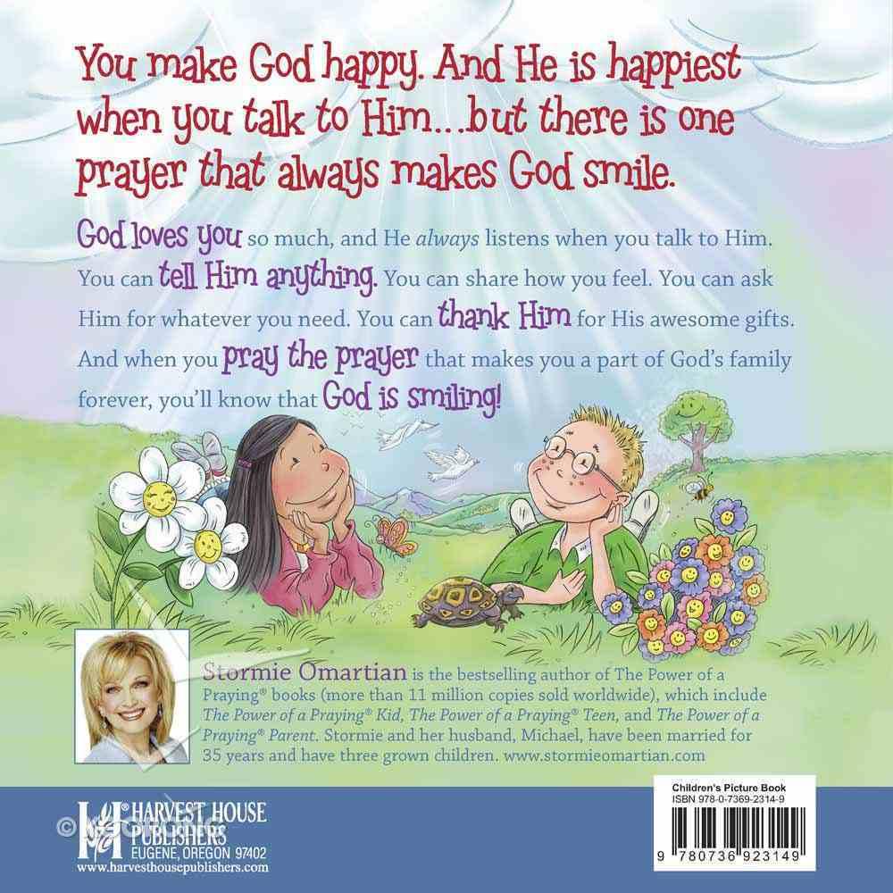 The Prayer That Makes God Smile Hardback