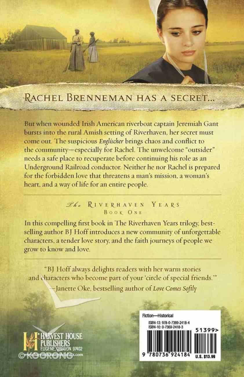 Rachel's Secret (#01 in The Riverhaven Years Series) Paperback