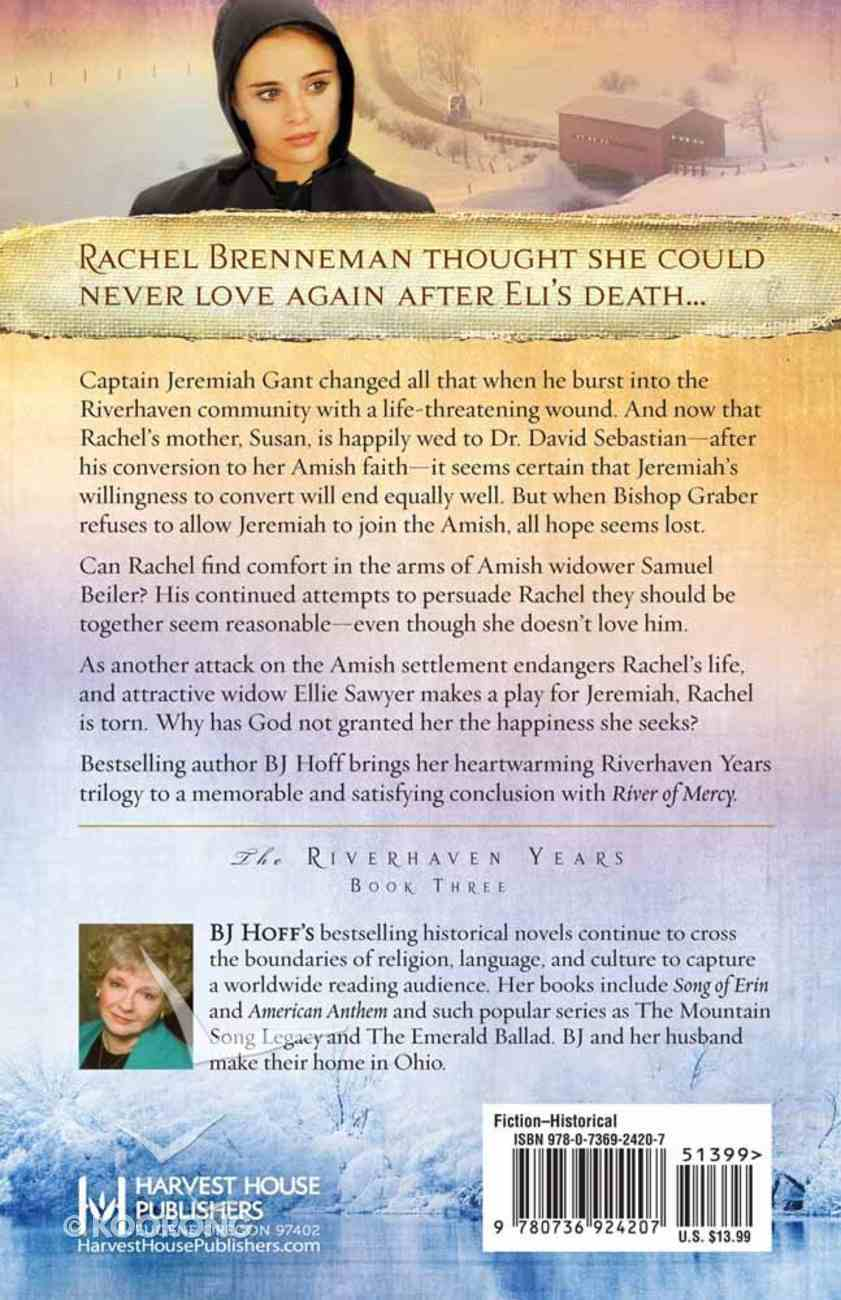 River of Mercy (Previously Gideon's Hope) (#03 in The Riverhaven Years Series) Paperback