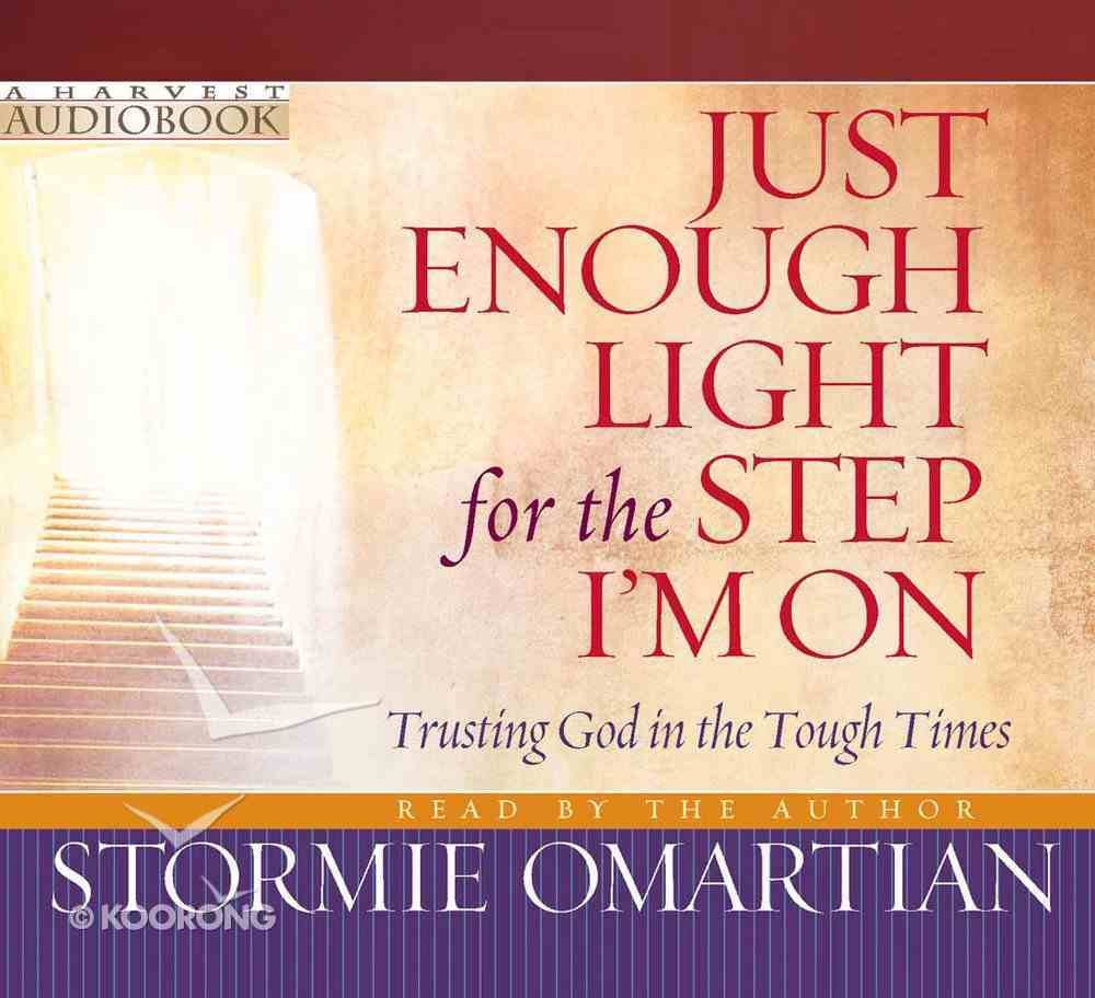 Just Enough Light For the Step I'm on (3 Cds) CD