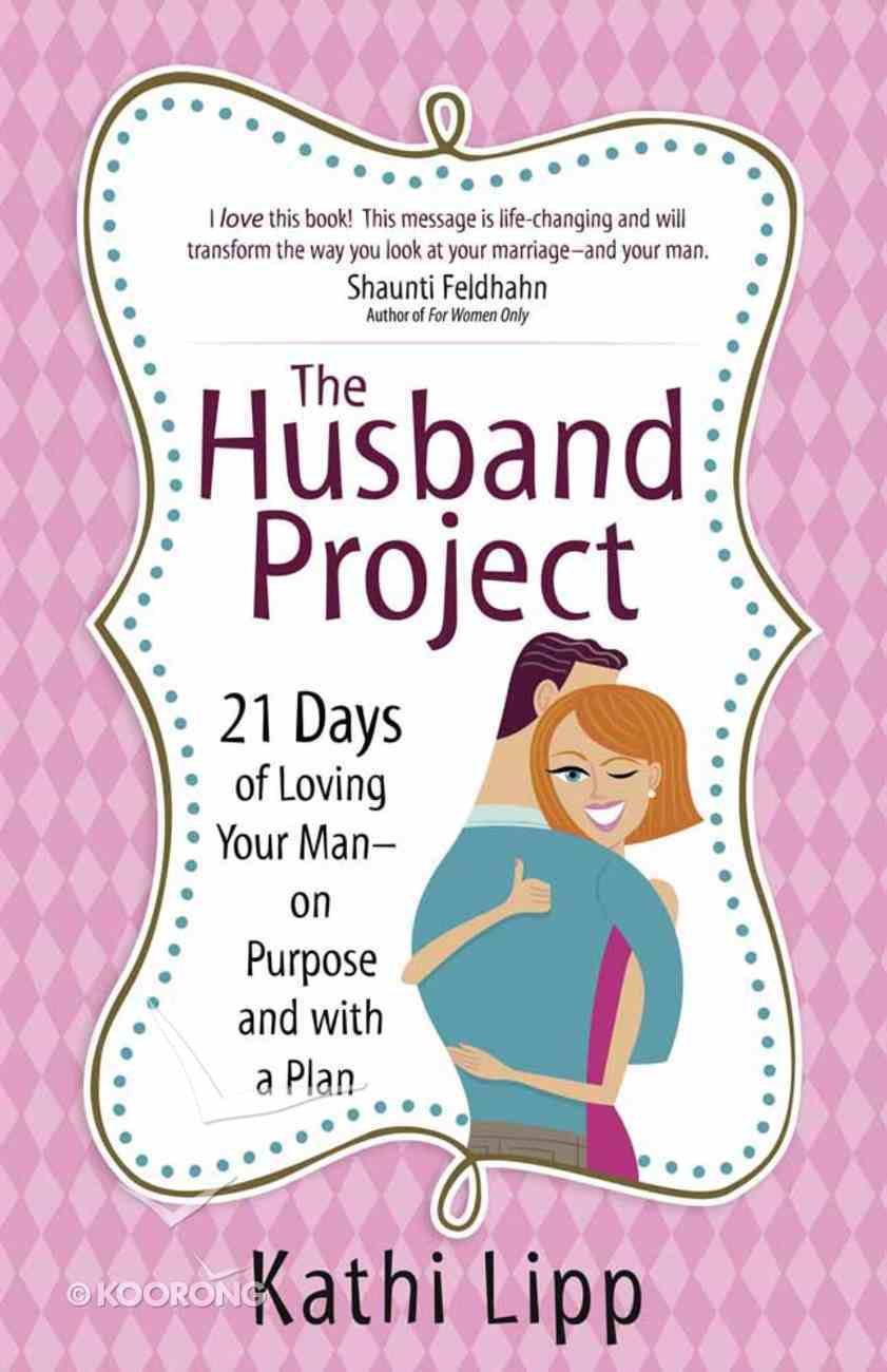The Husband Project Paperback