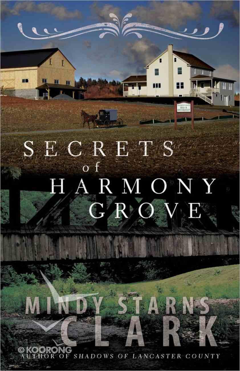 Secrets of Harmony Grove Paperback