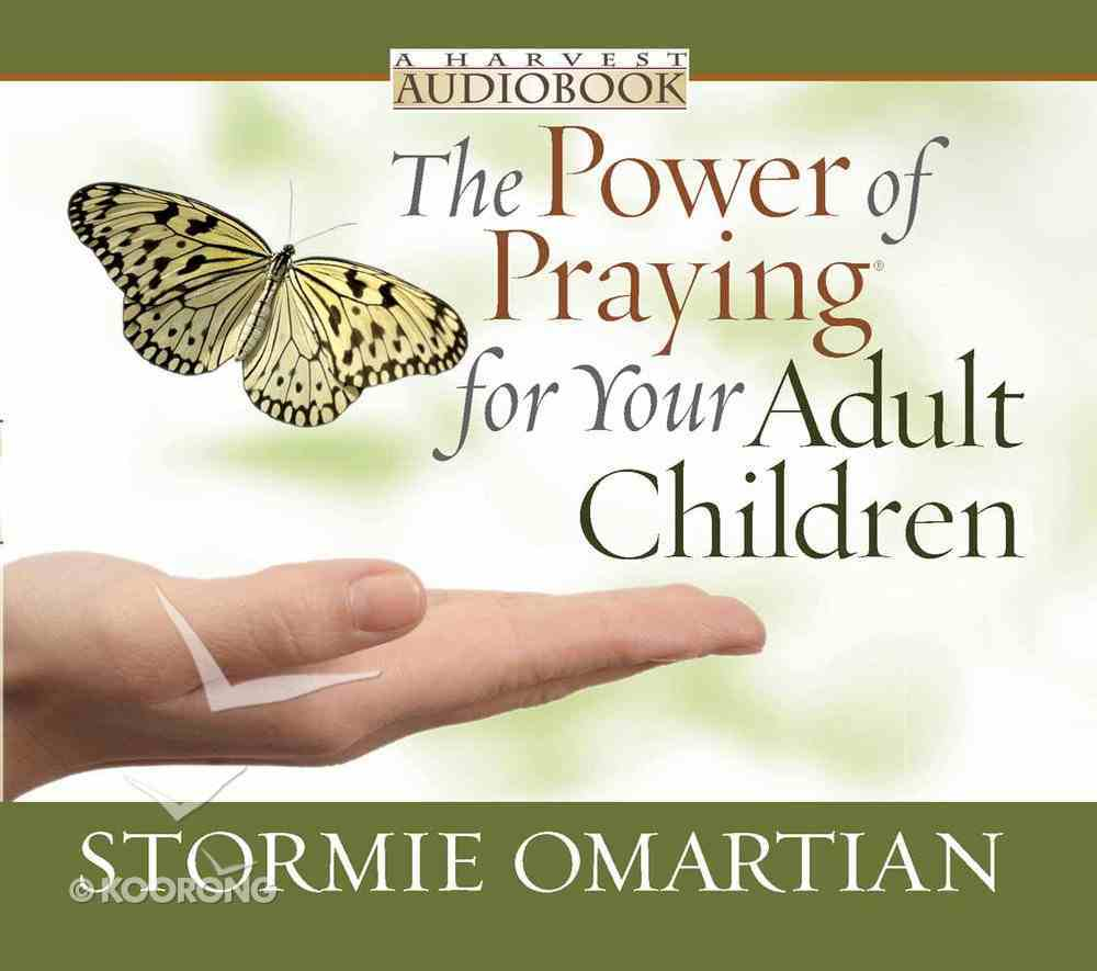 The Power of Praying For Your Adult Children CD