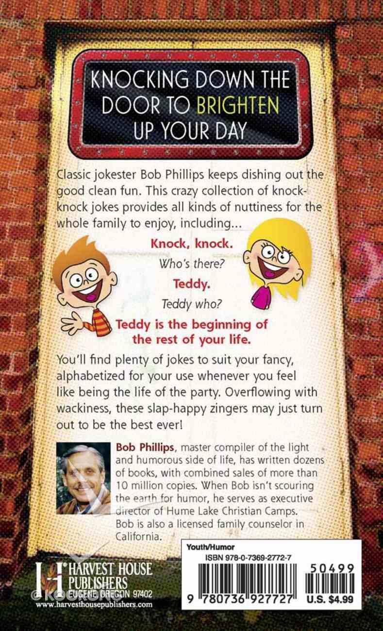 The Best Ever Knock-Knock Jokes For Kids Paperback