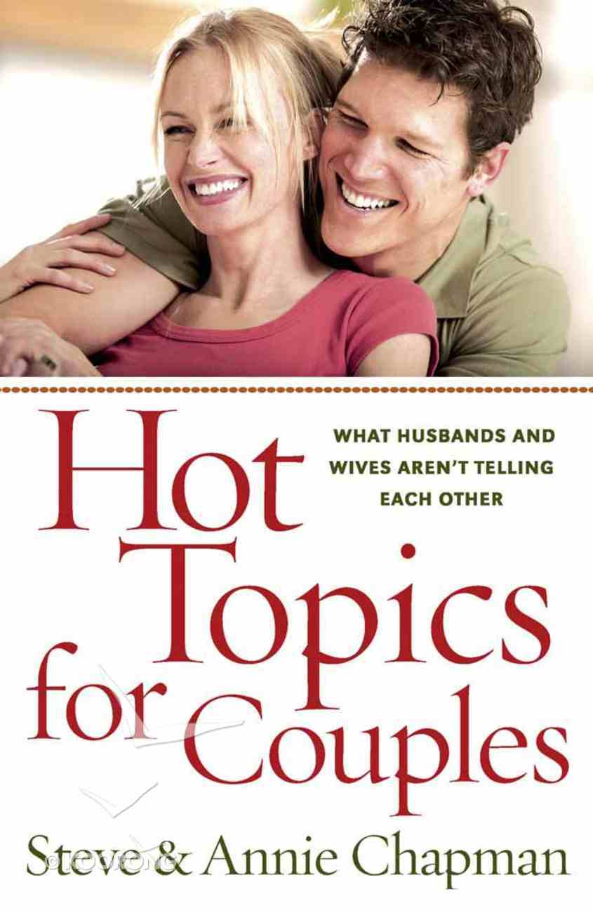 Hot Topics For Couples Paperback