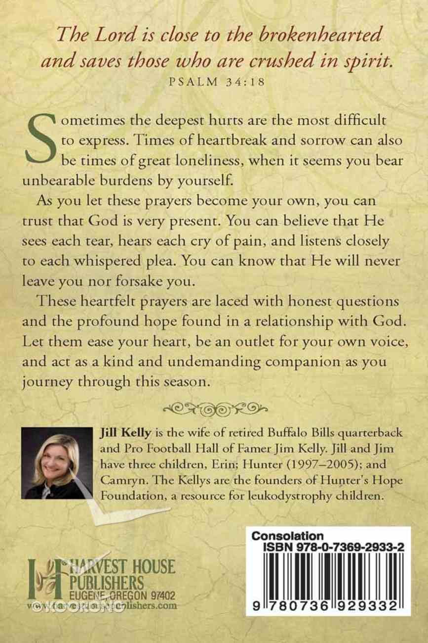 Prayers of Hope For the Brokenhearted Hardback