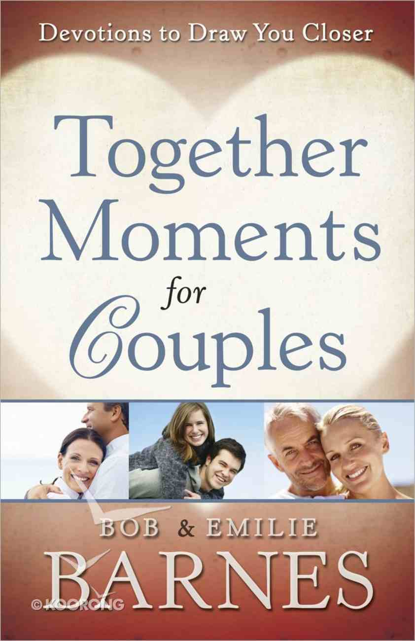 Together Moments For Couples Paperback