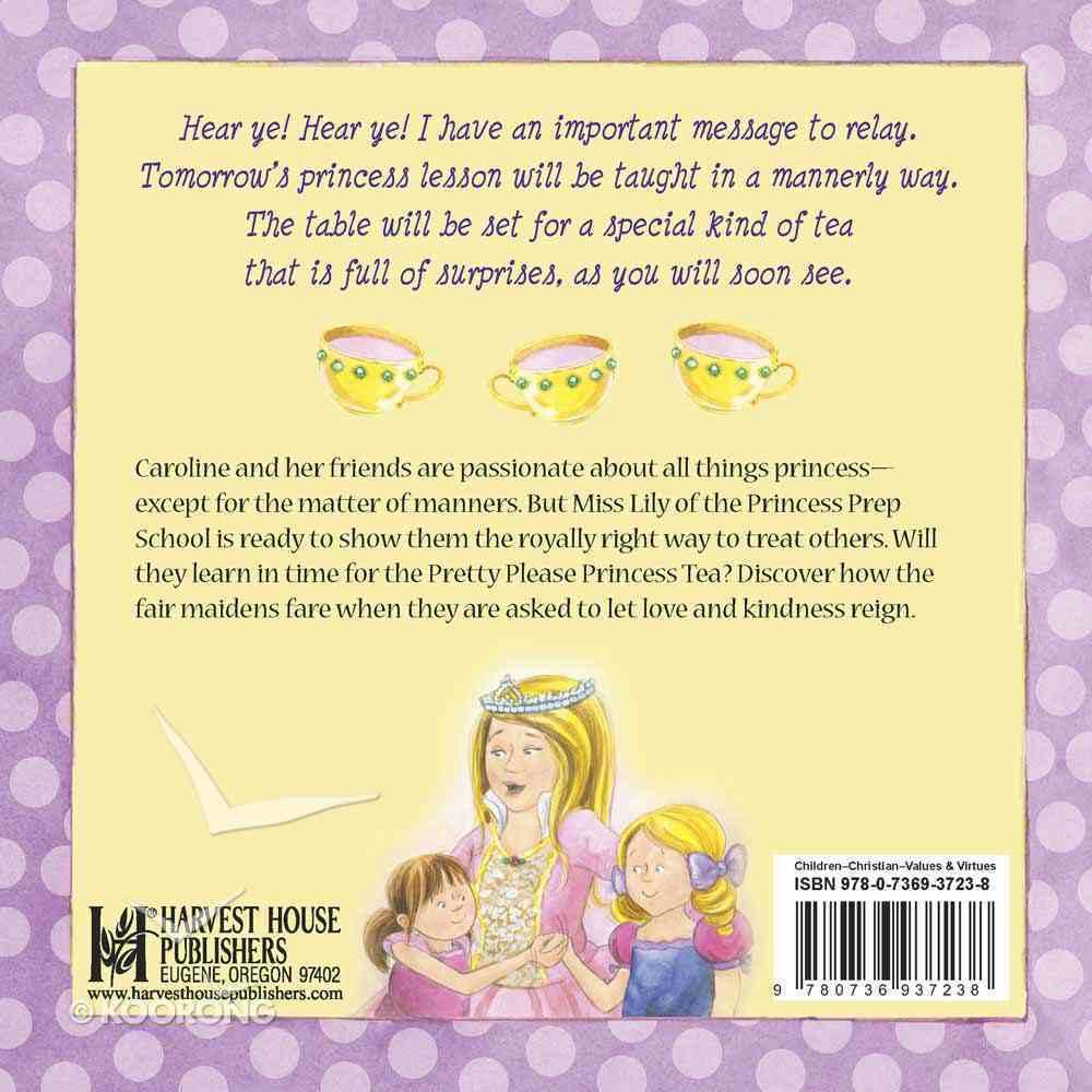 Good Manners For a Little Princess Hardback