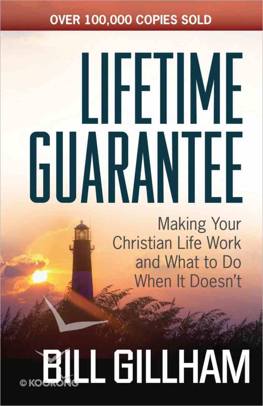 Lifetime Guarantee Paperback