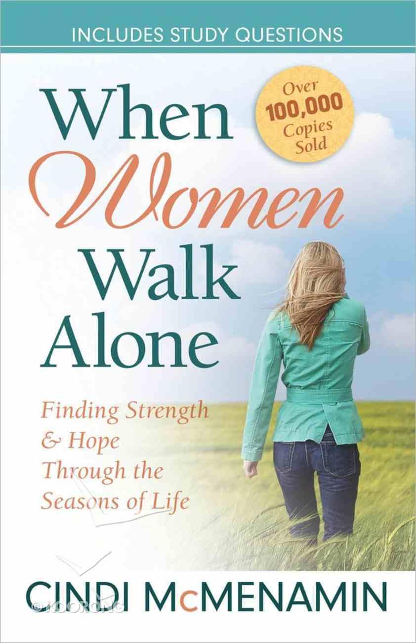 When Women Walk Alone Paperback