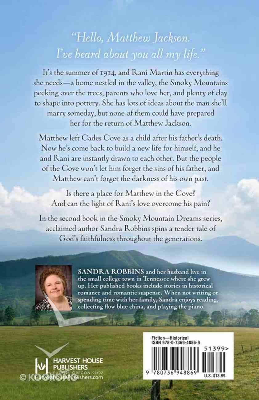 Mountain Homecoming (#02 in Smokey Mountain Dreams Series) Paperback
